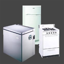 Gas appliances,